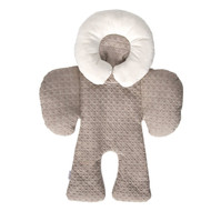 JJ Cole Collections Body Support, Khaki, 0-8 Months