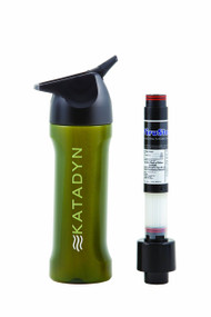 Katadyn MyBottle Purifier, Green