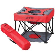 KidCo Go-Pod Sorbet Portable Activity Seat - Cardinal