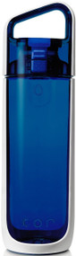KOR Delta BPA Free Water Bottle 750ml, Cobalt Blue