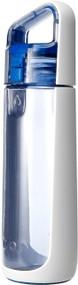 KOR Delta BPA Free Water Bottle750ml, Ice Blue