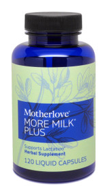 Motherlove: More Milk Plus Vegetarian Capsules, 120 Caps