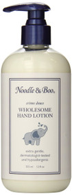 Noodle & Boo Wholesome Hand Lotion, 12-Ounce