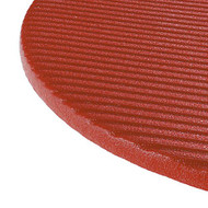 """Airex Coronella Exercise Mat - 72"""" x 23"""" x .6"""" - Red"""