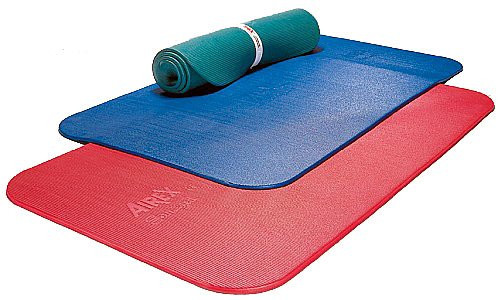Airex Corona Professional Quality Exercise Mat Green 72 L X 39 W X 6 H For Moms