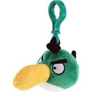 "Angry Birds Plush Backpack Clip 2"" - Toucan"
