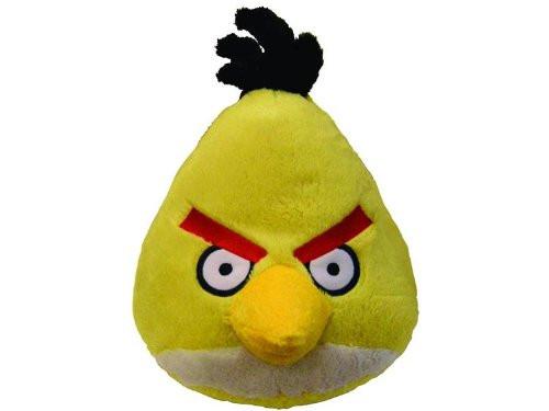 Angry Birds 5 Inch Mini Plush Yellow Bird