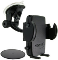 Arkon Windshield and Dashboard Car Mount Holder for Samsung Galaxy S5 S4 S3 Galaxy Note 3 Apple iPhone 5S 5C Smartphones