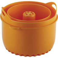 BEABA Rice, Pasta and Grain Classic Insert, Orange
