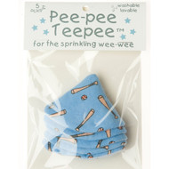Beba Bean Pee-Pee Teepee Cellophane Bag - Baseball