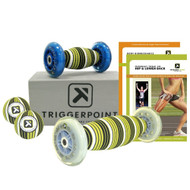Trigger Point Performance Hip and Lower Back Self Myofascial Release and Deep Tissue Massage Kit with Instructional DVDs