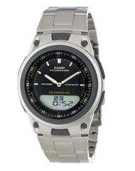 Casio Men's AW80D-1AV 10-Year Battery Ana-Digi Bracelet Watch
