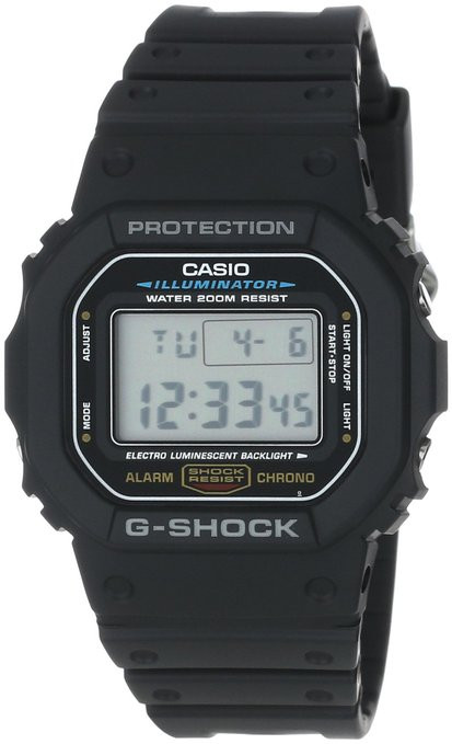 Casio G Shock Dw5600e 1v Men S Watch For Moms