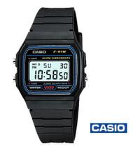 CASIO Digital Watch, Black (F-91W-1CR)