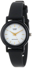 Casio Women's LQ139E-7A Classic Round Analog Watch