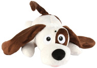 Chuckle Buddies Long Ear Spotted Dog Electronic Plush