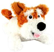 Chuckle Buddies Short Ear Terrier Dog Electronic Plush