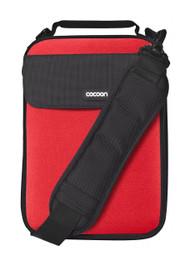 NoLita II Neoprene Sleeve for iPad/Netbook, Red