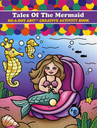 Tales of the Mermaid Do-a-Dot Creative Activity Book