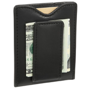 Dopp Regatta 88 Series Magnetic Money Clip, Black