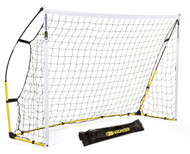 SKLZ Quickster Soccer Net - Quick Set Up Soccer Goal (Kickster) 8'x5'