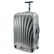 "Samsonite Black Label Cosmolite 20"" Carry on Spinner Luggage ""Silver"" 41203-1776"