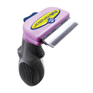 FURminator deShedding Tool for Cats, Short Hair Small