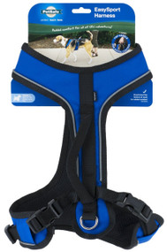 Petsafe EasySport Harness, Small, Blue