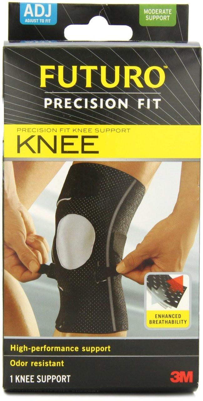 a34c7f94a2 ... Futuro Precision Fit Knee Support, Adjustable. Image 1