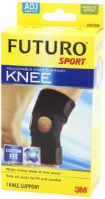 8adaafca7a Futuro Precision Fit Knee Support, Adjustable - For Moms