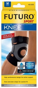 Futuro Sport Moisture Control Knee Support MEDIUM