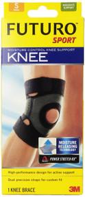 Futuro Sport Moisture Control Knee Support, Small