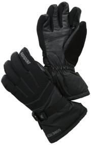 Gordini Women's GTX Down Gloves- Black Medium