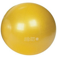 "Gymnic / Classic Plus Burst-Resistant Fitness Ball - 75cm(30"") Yellow"