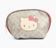 Hello Kitty Cosmetic Pouch: Jacquard