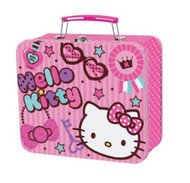 Hello Kitty Metal Box: Lovely