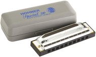 Hohner Special 20 Harmonica, Major C