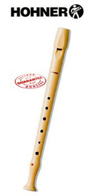 HOHNER IVORY RECORDER GERMAN