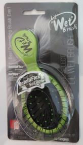 "The Mini ""Wet"" Brush Pro Select Metallic Green - Squirt"