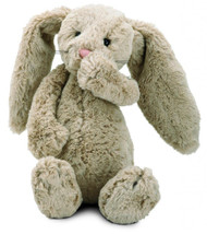 """Jellycat® Bashful Beige Bunny, Large - 14"""""""