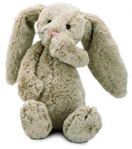 "Jellycat® Bashful Beige Bunny, Medium - 12"""