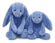 """Jellycat® Bashful Bluebell Bunny, Large - 12"""""""
