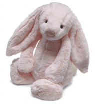 Jellycat® Bashful Light Pink Bunny, Large - 14""
