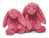 """Jellycat® Bashful Strawberry Bunny, Large - 14"""""""