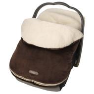 JJ Cole Original Bundleme Bunting Bag, Cocoa, Infant