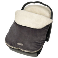 JJ Cole Original Bundleme Bunting Bag, Graphite, Infant