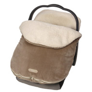 JJ Cole Original Bundleme Bunting Bag, Khaki, Infant