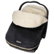 JJ Cole Original Bundleme Bunting Bag, Navy, Infant
