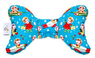Baby Elephant Ears Head Support Pillow (Retro Rockets)