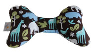 Baby Elephant Ears Head Support Pillow (Zoology Blue)